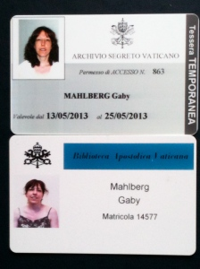 Unflattering mug shots are now part of most library cards.